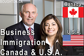 Vanncouver BC Bussiness Immigration Lawyers  who also handle USA Immigration  Services through Saba Naqvi who is a practising Attoreny at Law, with the California State Bar