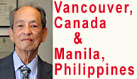 Vicente Asuncion, Jr. Canada Immigration & Business Lawyer  fluent in Spanish / Tagalog / English