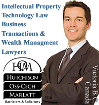 James Hutchison,  Intellectual Property / Technology  Law  / Business Lawyer