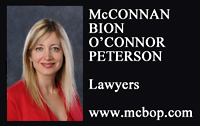 McConnan Bion O'Conner Peterson Law Firm  -  ICBC Personal Injury Lawyers in the Business District of  Downtown Victoria, photo is of lawyer Charlotte Salomon, QC,  senior partner with the firm